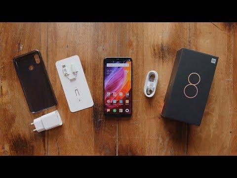 Xiaomi Mi 8 обзор смартфона 3