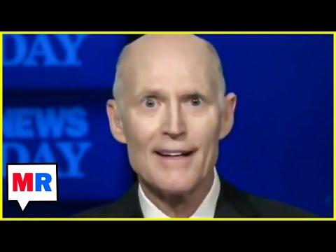 Fox News Humiliates GOP Sen. Rick Scott For Trump-Math On Debt And Deficit