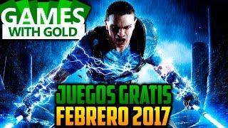 GAMES WITH GOLD FEBRERO 2017 - Juegos Gratis para XBOX 360 y XBOX ONE