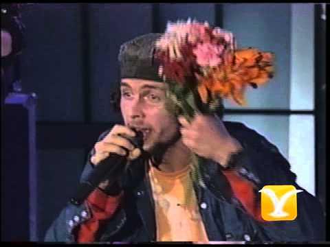 Jovanotti, Serenata rap, Festival de Viña 1995