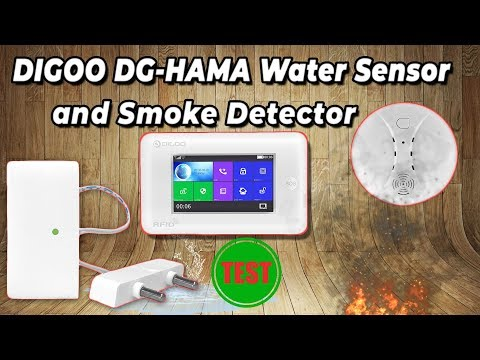 |TEST| DIGOO DG-HAMA Water Sensor