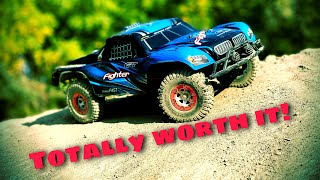 The Cheapest Short Course truck worth buying- Feiyue FY01
