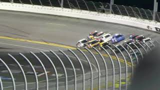 2018 Coke Zero Sugar 400 @ Daytona 7/7/18 Clint Bowyer Crash