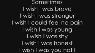 I Feel So lyrics