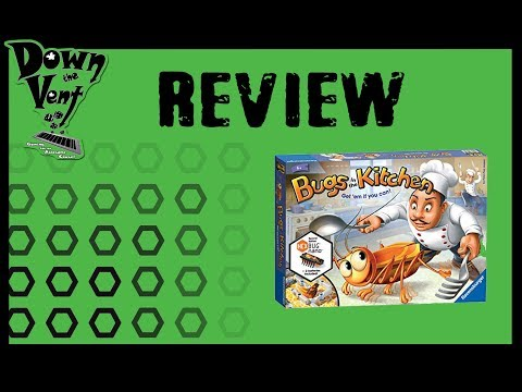 Bugs in the Kitchen Review