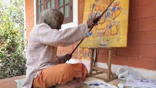 Hindu Art By Acharya Unniraman Patanjali