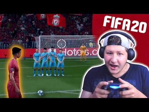 PRVNÍ ZÁPAS VE FIFA 20!
