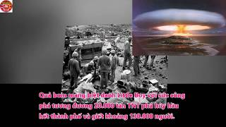 Lý Do Vì Sao Mỹ Ném Bom Hạt Nhân Xuống Nhật Bản 70 Năm Về Trước