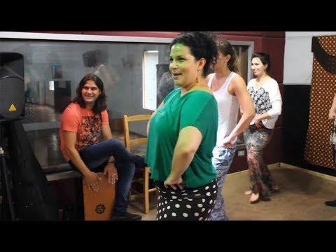 Como é uma aula iniciante de Dança Flamenca?