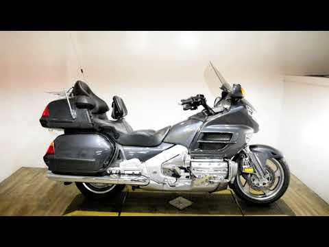 2005 Honda Gold Wing® in Wauconda, Illinois - Video 1