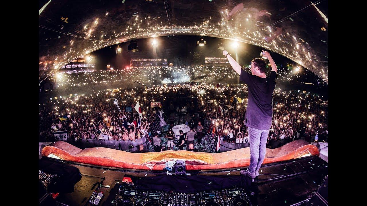 Martin Garrix - Live @ Tomorrowland Belgium 2018 W2 Main