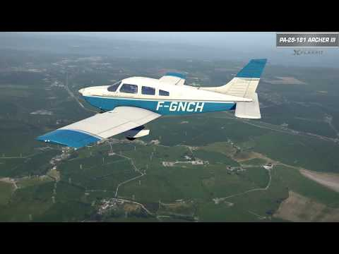 justflight] Just Flight's PA-28-181 Archer III (for X-Plane