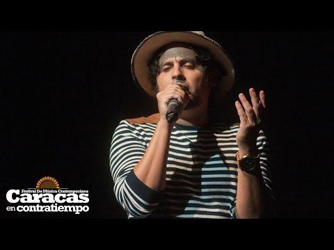 Ladrón de tu amor - Servando Primera   Festival Caracas en Contratiempo