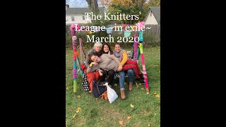 The Knitters' League Podcast :: Episode 39