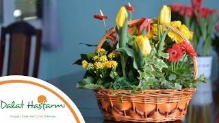 [Flowers TV] Giỏ Hoa đón Tết