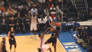 Смотреть онлайн Как НБА ставят лучшие блокшоты в баскетболе