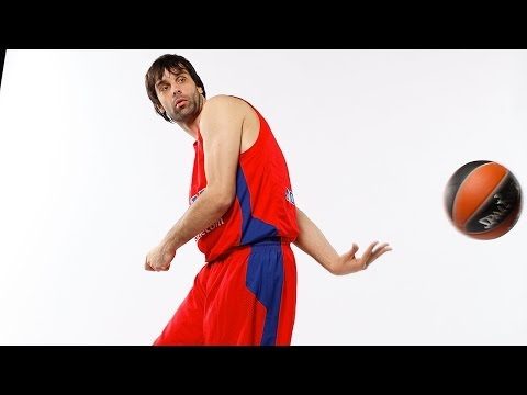 Assist of the Night: Milos Teodosic, CSKA Moscow