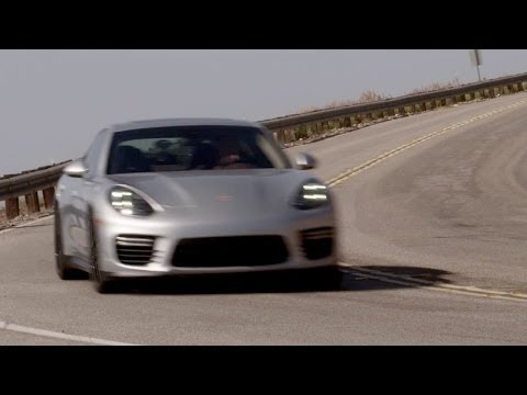 2014 Porsche Panamera GTS Review - TEST/DRIVE