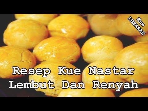 Video Resep Kue Nastar Lembut Dan Renyah - Kue Lebaran