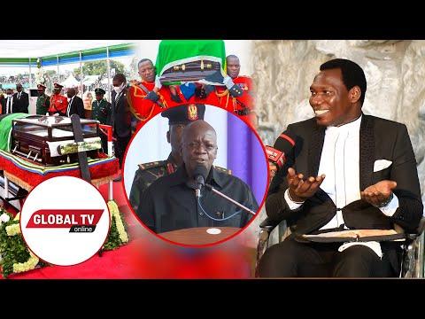"""🔴#LIVE: NABII ALIYETABIRI KIFO CHA JPM AZUNGUMZA - """"NILIOGOPA KUSEMA, NIOMBEENI"""" - PART 1..."""