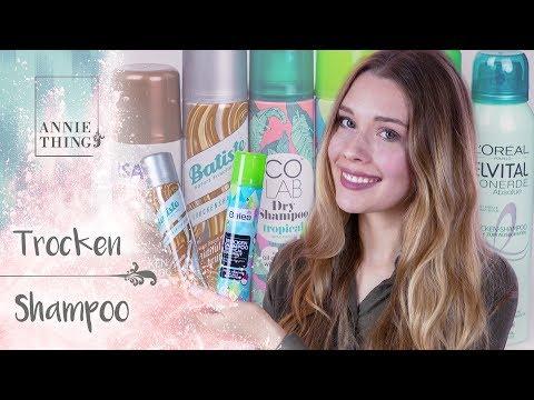 Trockenshampoo-Routine I Frische Haare ohne Waschen I Neue Trockenshampoos im Test I Anniething 2017