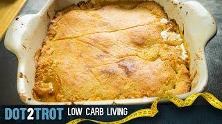 Low Carb Chicken Pot Pie | Fathead Crust