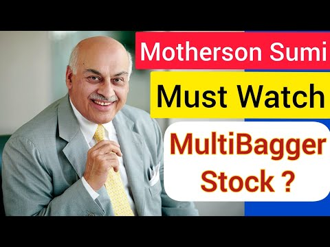 MOTHERSON SUMI STOCK ANALYSIS  | SHOULD I INVEST IN MOTHERSON SUMI SHARE LATEST NEWS #wealthfirst