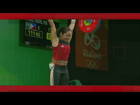 [Sport5]  Diaz recalls 2016 Rio Olympics