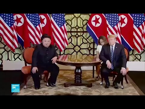العرب اليوم - شاهد: حلقة جديدة في مسلسل الشتائم بين كوريا الشمالية وأميركا