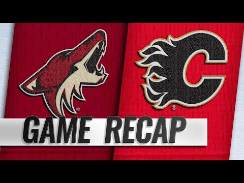 Giordano, Flames win fifth straight in 7-1 rout