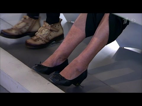 Жить здорово!  Компартмент-синдром. Отчего затекает нога? (13.10.2016)
