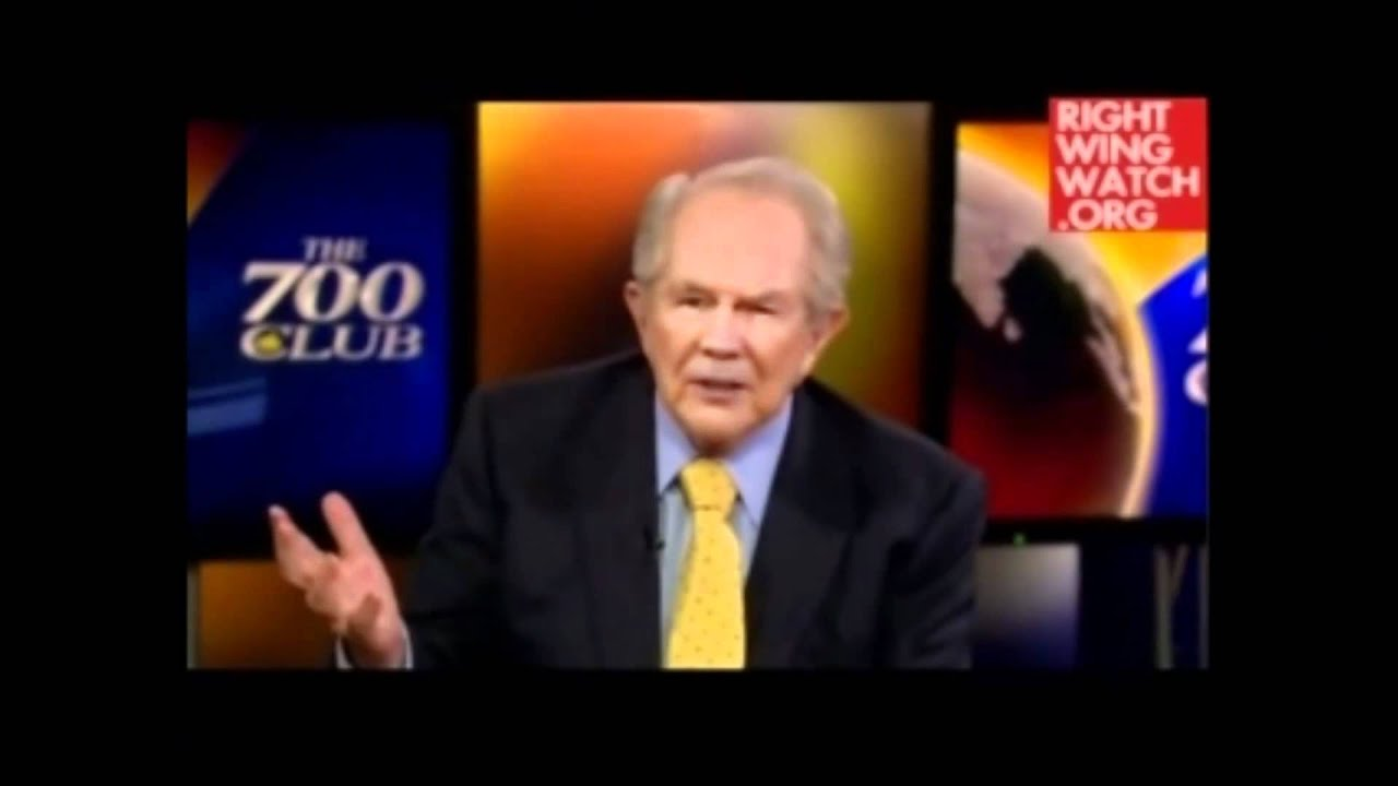 Christians: Don't Join Occupy Wall Street - Pat Robertson thumbnail