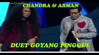 CHANDRA IDOL feat ARMAN MAULANA