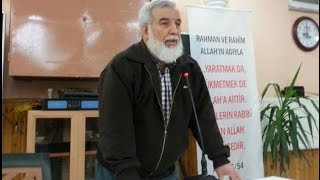 """Ahmed Kalkan- """"Müslümanın Günlük Hayatında Ahlak İlkeleri""""-Kur'an Nesli İlim Merkezi"""