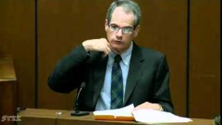 Conrad Murray Trial   Day 10, Part 4