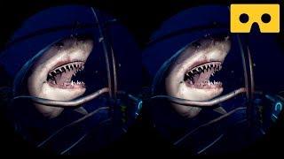 VR Worlds:Ocean Descent [PS VR] - VR SBS 3D Video