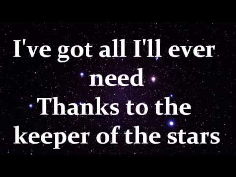 Keeper of the Stars- Tracy Byrd