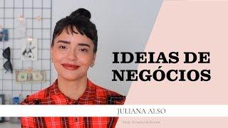 Ideias de negócios para quem quer empreender em moda