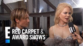 <b>Nicole Kidman </b>Calls Lion A Love Letter To Her Kids  E Live From The Red Carpet