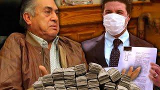 El Mocha manos y sus 100 ladrones