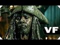 """PIRATES DES CARAÏBES 5 """"La Vengeance de Salazar"""" - Bande Annonce VF"""