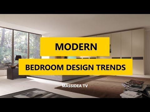 35+ Awesome Modern Bedroom Design Ideas Trends on Facebook 2018