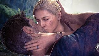 Uncharted 4 Gameplay Walkthrough FULL GAME (No Commentary)