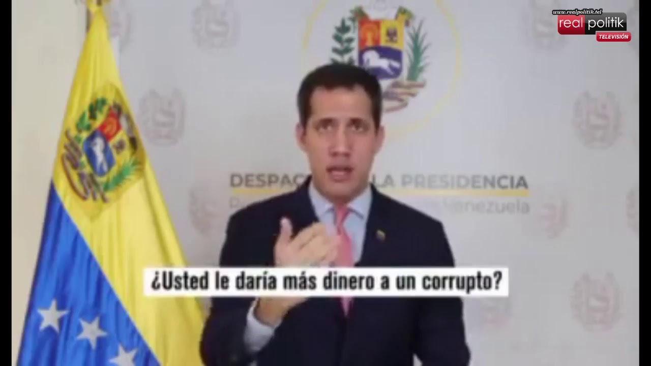 Venezuela: Juan Guaidó da un mensaje por el coronavirus con críticas a Maduro