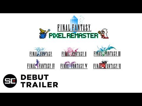 Trailer de présentation (E3 2021)  de Final Fantasy Pixel Remaster