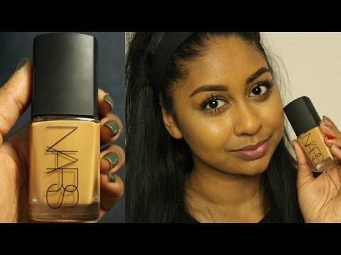 Sheer Glow Foundation by NARS #5