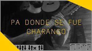 "Video thumbnail of ""CHARANGO   Pa' Dónde Se Fue - Mon Laferte (Charango cover/tutorial) Martin Lopez"""