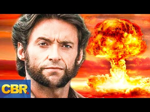 10 Most Insane Things Wolverine Could Survive