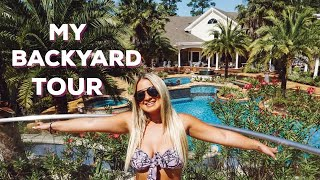 Tour My Backyard (quarantine Pool Day Edition)