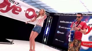 Alexandra Stan - Lollipop Live Oye 89.7 FM